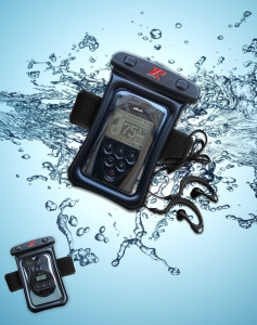 Take The DEUS Plunge! The XP DEUS Underwater Kit Includes everything you need for shallow water metal detecting.