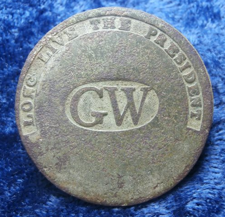 Dating colonial flat buttons