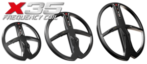 This month XP is pleased to announce the upcoming release of 3 new search coils for the DEUS accompanied by a new FREE version 5 update which will also be available soon.