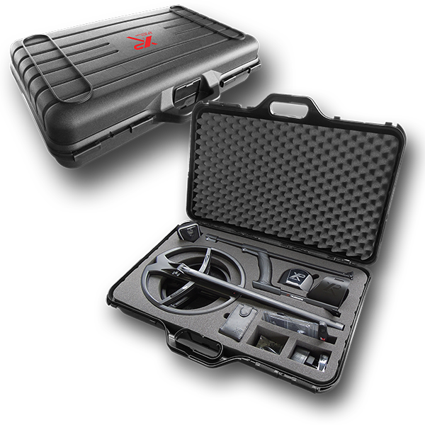 XP Metal Detector Hard Transport Case